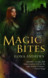 Click here to view Magic Bites by Ilona Andrews in SPL catalog