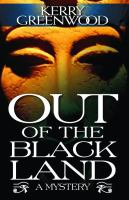 Out of the Black Lands book jacket