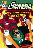 red lantern's revenge