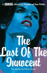 """Picture of the book """"The Last of the Innocent."""" Click here to find it in The Seattle Public Library Catalog."""