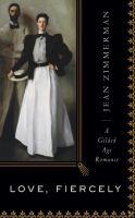 Love Fiercely by Jean Zimmerman