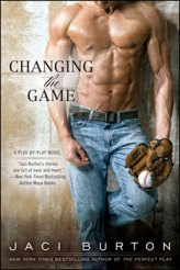 Changing the Game by Jaci Burton in the library catalog
