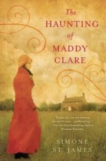 Romantic history novel The Haunting of Maddy Clare