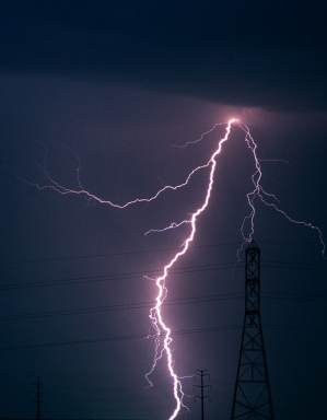 Lightning, Denver, CO (DI01560), Photo by Carlye Calvin