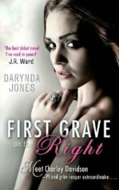First Grave on the Right by Darynda Jones