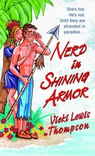 nerd in shining armor by vicki lewis thompson