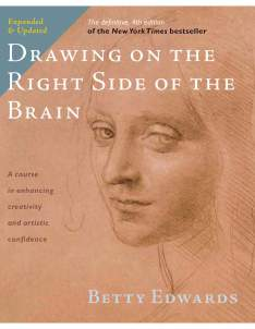 Click here to view Drawing on the Right Side of the Brain by Betty Edwards in SPL catalog