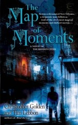 map of moments by christopher golden and tim lebbon