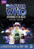 Find Rememberance of the Daleks in the SPL catalog