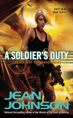 soldiers duty by jean johnson