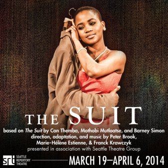 The Suit playbill