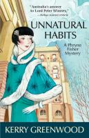 Unnatural Habits by Greenwood
