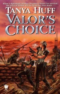 valor's choice by tanya huff