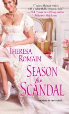 season for scandal by theresa romain