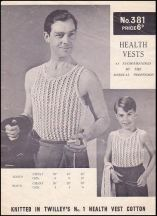 Image of Health Vest Patterns courtesy of Eadaoin Flynn from Flickr Creative Commons