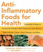 Anti-inflammatory Foods for Health cover image