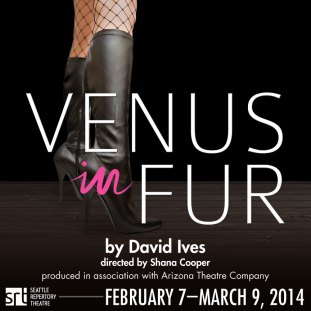 Venus in Fur playbill