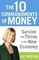 10 Commandments of Money cover image