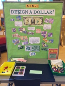 Design A Dollar Station at the Central Library