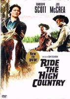 Click here to view Ride the High Country in the SPL catalog