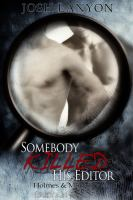 Click here to view Somebody Killed His Editor in the SPL catalog