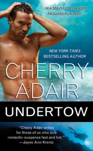 Cover of Undertow by Cherry Adair