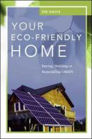 Your Eco-friendly Home cover image