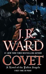 covet by j r ward