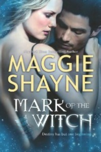 Mark of the Witch by Maggie Shayne
