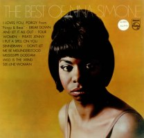 Click here to find The Best of Nina Simone in the SPL catalog