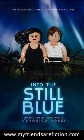 into the still blue legos