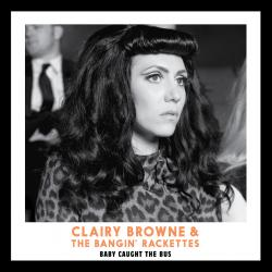 Album cover for Clairy Browne & The Bangin' Rackettes - Love Letter