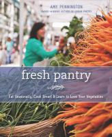 Click here to view Fresh Pantry in the SPL catalog