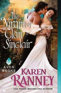 The Virgin of Clan Sinclair in the Library catalog