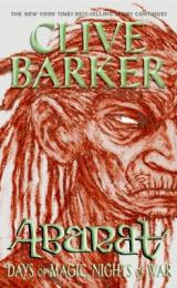 Abarat - Clive Barker (young adult fiction)