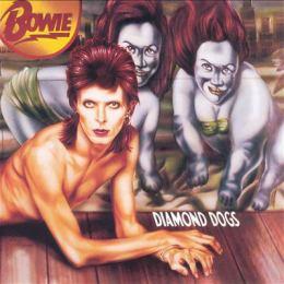 Diamond Dogs - David Bowie (adult music CD)