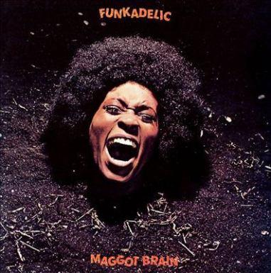 Maggot Brain - Funkadelic (adult music CD)