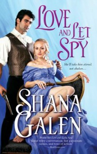 Love and Let Spy in the Library catalog