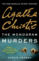 Click here to find The Monogram Murders in the SPL catalog