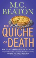 Click here to find Agatha Raisin and The Quiche of Death in the SPL catalog