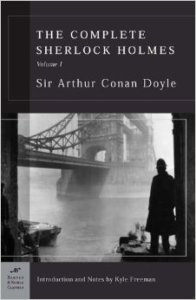 Click here to find The Complete Sherlock Holmes Vol. 1 in the SPL catalog