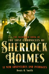 Click here to find The Lost Chronicles of Sherlock Holmes in the SPL catalog