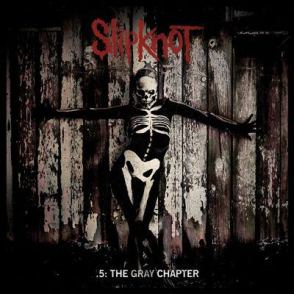 5 - The Grey Chapter - Slipknot (adult music CD)