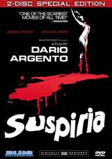 Suspiria (adult DVD)