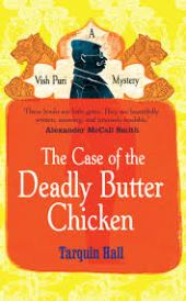 Click here to find The Case of the Deadly Butter Chicken in the SPL catalog