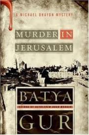 Click here to find Murder in Jerusalem in the SPL catalog