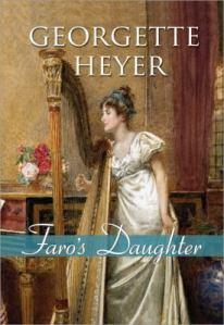 Faro's Daughter in the Library catalog