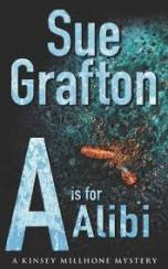 Click here to find A is for Alibi in the SPL catalog