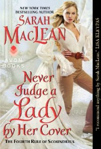 Never Judge a Lady by Her Cover in the Library catalog