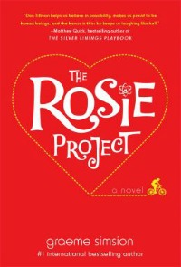The Rosie Project in the Library catalog